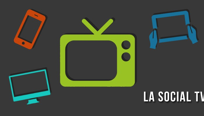 Réseaux sociaux et télévision : la social TV