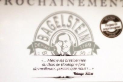 Bagelstein, une enseigne qui sait faire preuve de créativité !