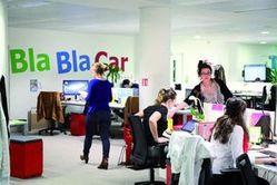 Airbnb 1er hotelier mondial, Blablacar vaut un cinquième de SNCF… combien pèse l'économie du partage