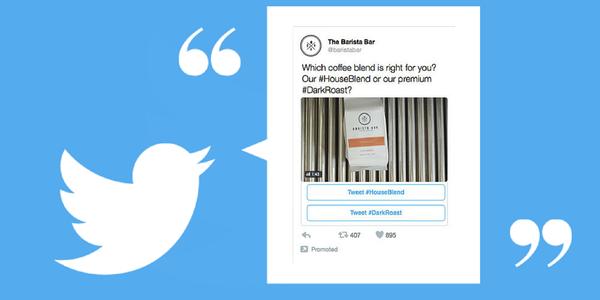 Twitter lance les annonces conversationnelles