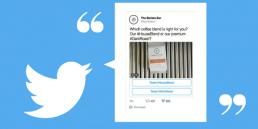 Twitter conversational ad Agoralink